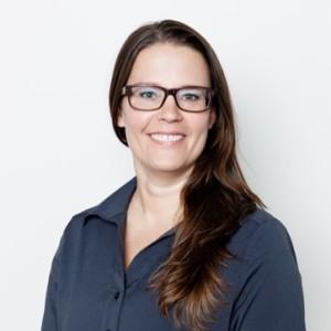 Tannhelsesekretær Anna Olsson